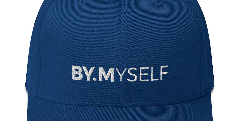 Blue Cap BY.MYSELF