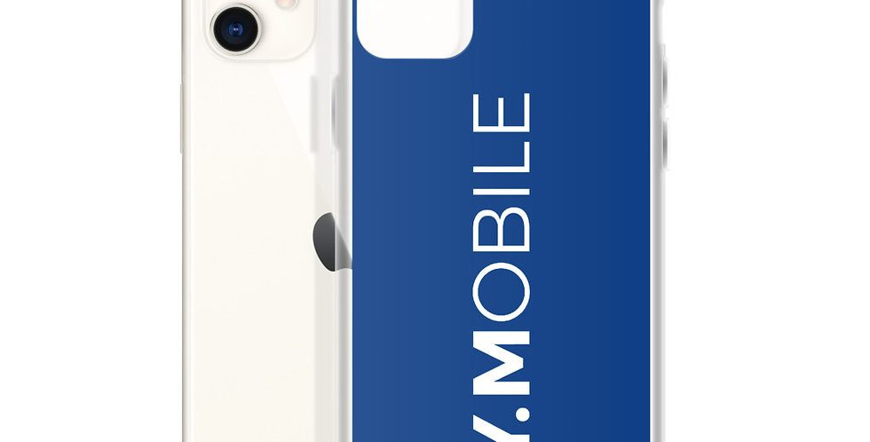 Blue iPhone Case BY.MOBILE