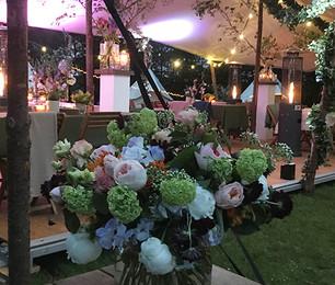 Freelance floral designer