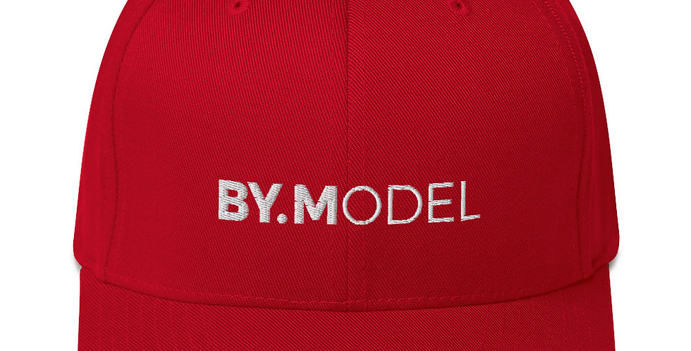 Red Cap BY.MODEL