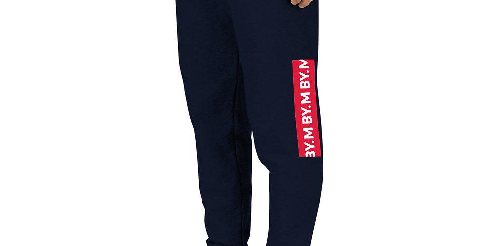 Blue sweatpants BY.M