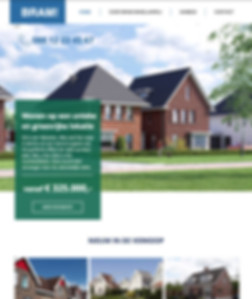 Real estate website Wix