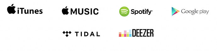 Muziek downloaden Wix