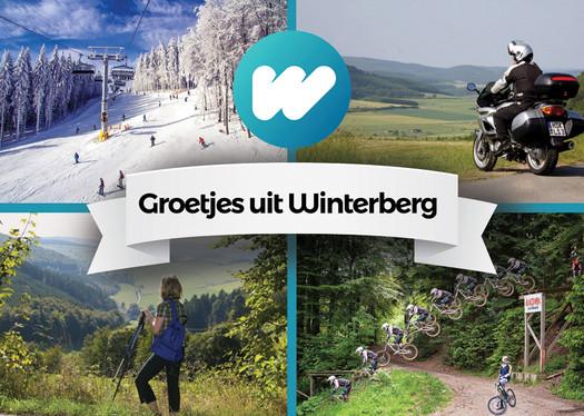 Vakantie in Winterberg