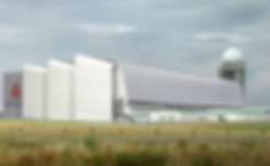 DuPont-Cargolux-Luxembourg Airport-hanga