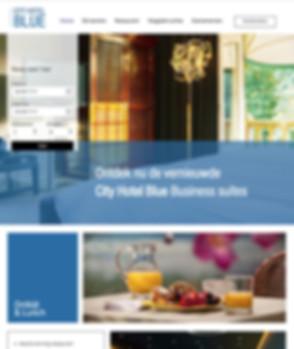 Hotel-website-Wix