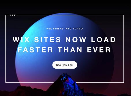 Wix websites zijn nu sneller dan ooit