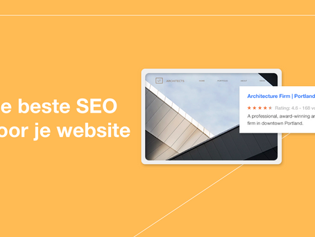 De beste SEO voor je website