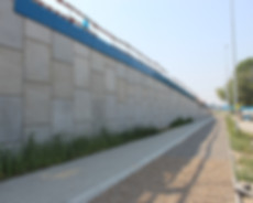 TensarTech Ares retaining wall Lublin, P