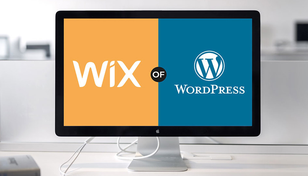 Wix of WordPress