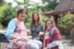 Shelly Sharon meditation retrat in Pauenhof Germany