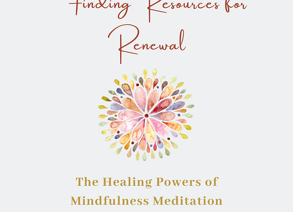 The Healing Powers of Mindfulness Ebook
