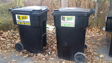 ICS garbage containers