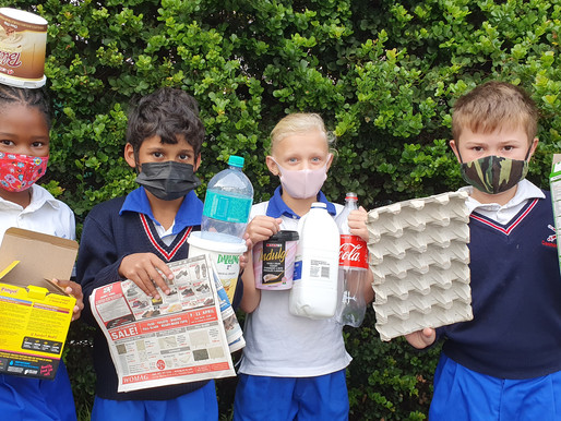 Cannons Creek acknowledges Earth Day