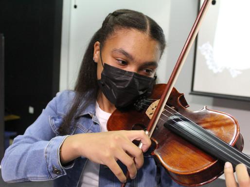 High School holds Musical Recital