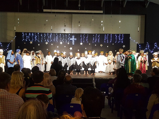 Pre-Primary School holds Nativity Play