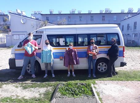 HS Outreach for Mandela Day