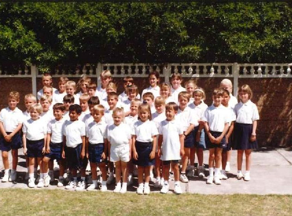 First day - 14 January 1997. 37 pupils.