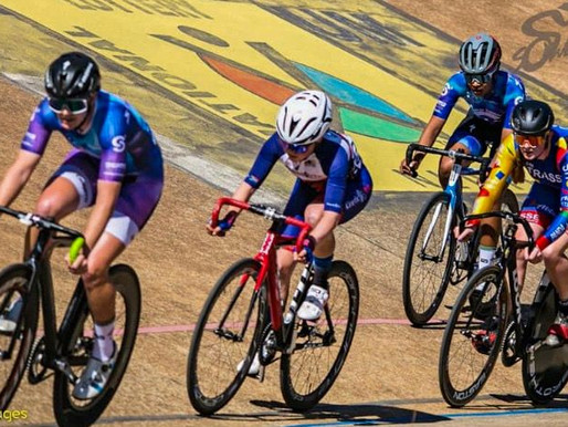 Cannons cyclist places 2nd at National Championships