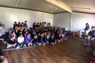 Cannons Creek Primary School learns about respect