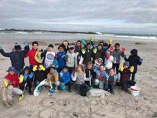 Grade 4 Mandela Day beach clean-up.jpg