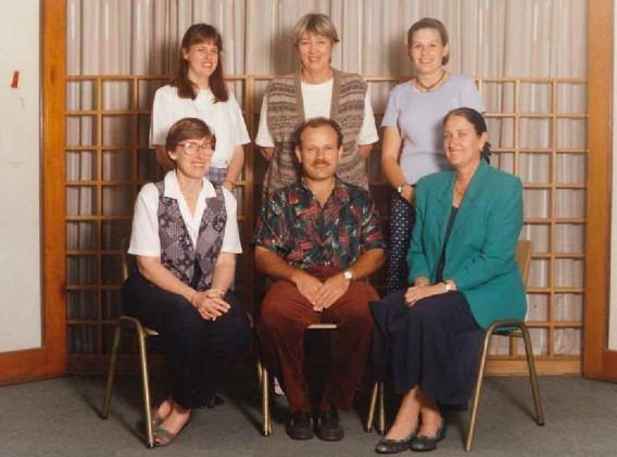 Founder staff.