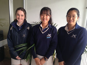 Cannons Creek HS pupils shine at UCT Maths Olympiad