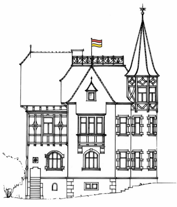 Haus - Vektorgraphik