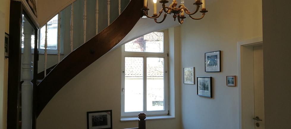 1. Etage - Treppenhaus