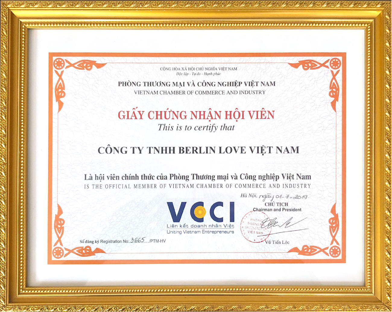 VCCI Certification Partnership