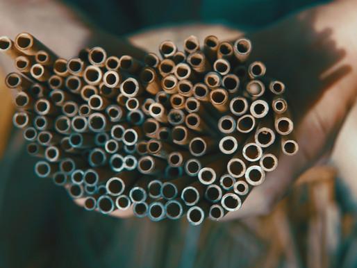 Bamboo Drinking Straws: a step towards a new environmental awareness