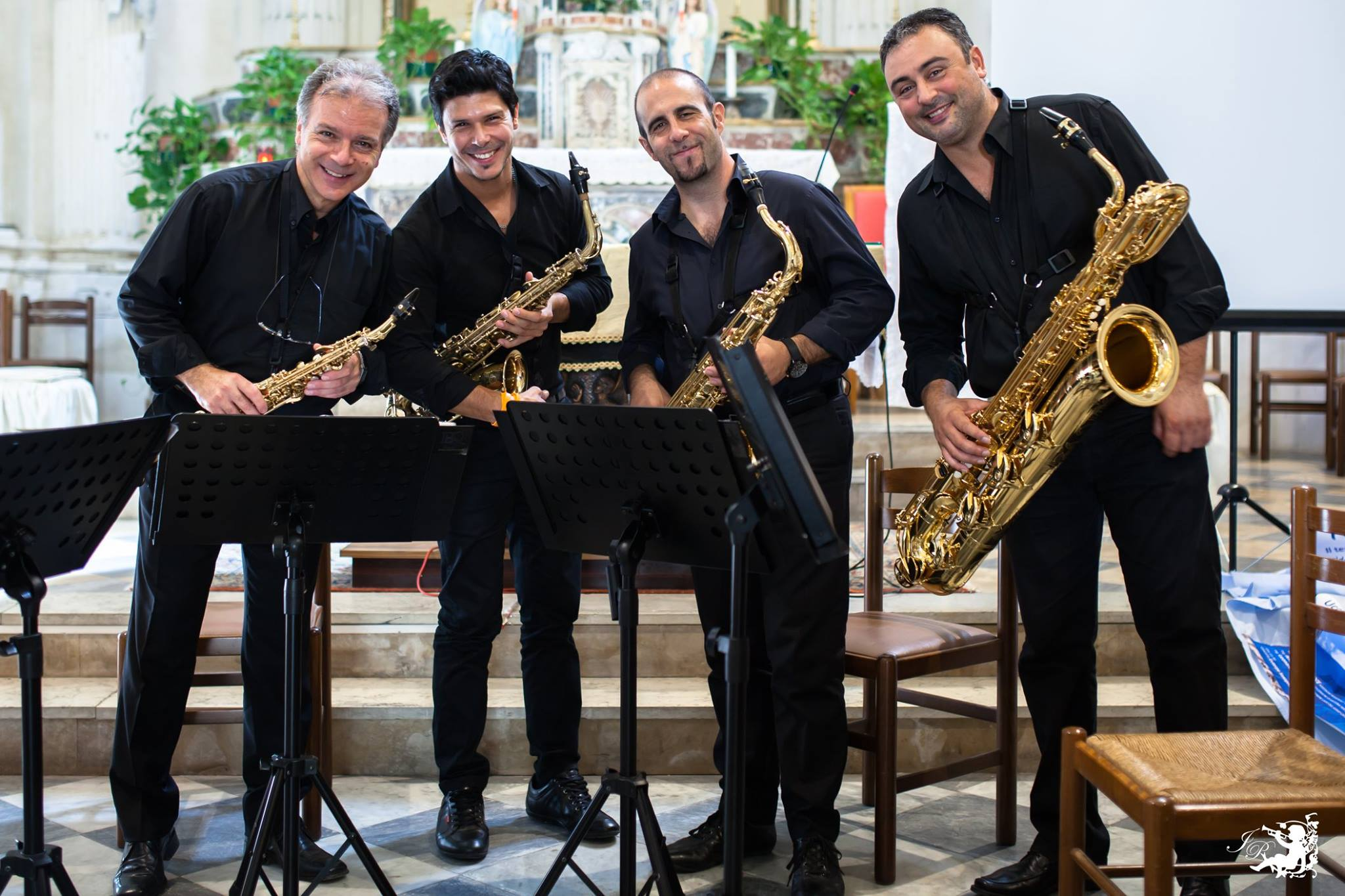 Euterpe Saxophone Quartet