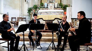 Euterpe Saxofone Quartet
