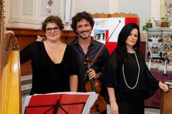Trio Aroa, Violino e Soprano