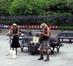 1751 street perfomers