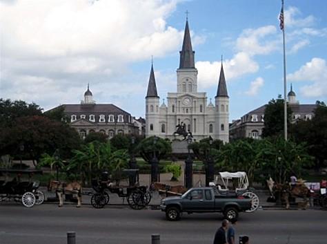 1743 church