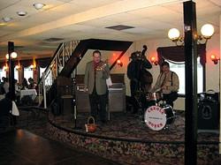 1834 Riverboat band