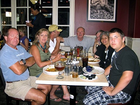 1765 Mike, Jeri, Mark, Mike, Ralph, Cheryl, Koty