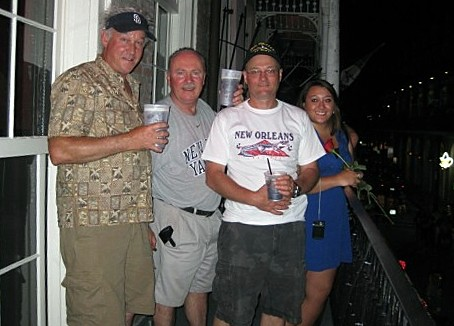 1780 Charlie, Mike, Greg, Pam