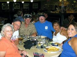 1767 Pat, Greg, Charlie, George, Ruby, Pam