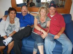 2013-09-19 1550 HOSPITALITY-GEORGE&RUBY PADAN+GREG&CAROLYN D