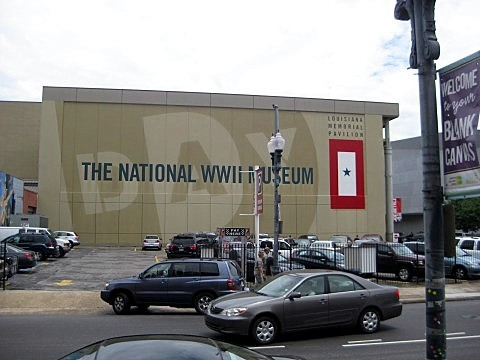 1786 WWII Museum
