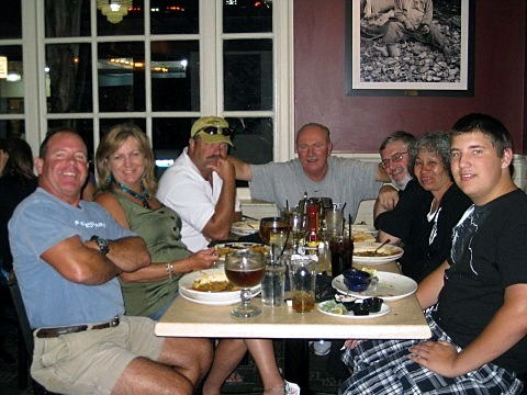 1766 Mike, Jeri, Mark, Mike, Ralph, Cheryl, Koty