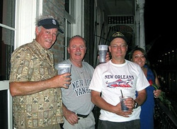 1781 Charlie, Mike, Greg, Pam