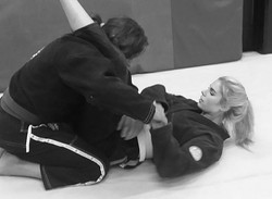 Self defence for girls & ladies