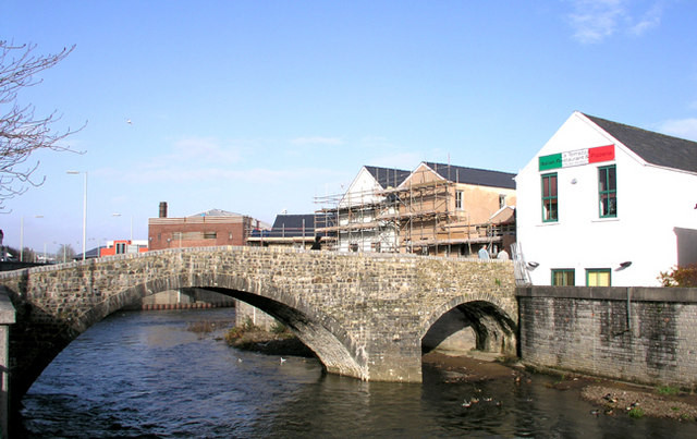 The Old Bridge, Bridgend.