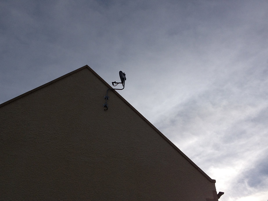 Satellite dish installation/fitter treorchy