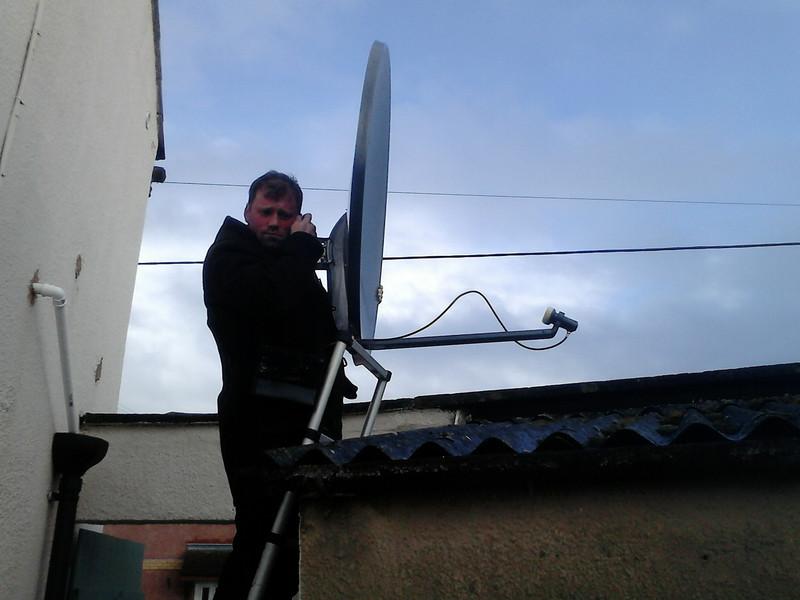 Satellite Surveillance Operation