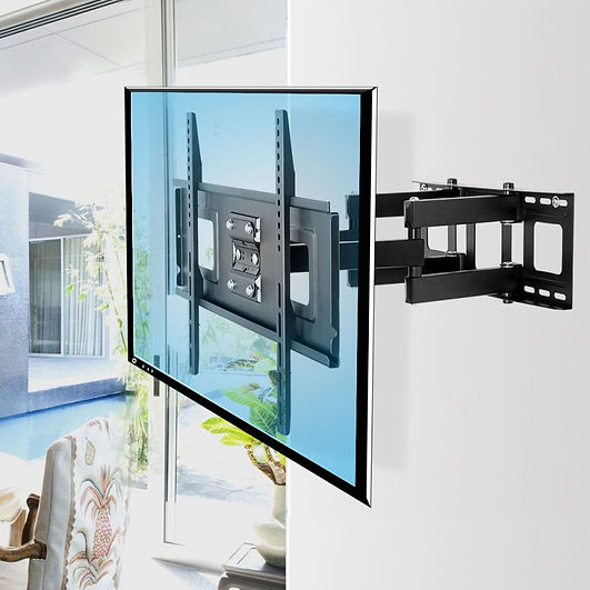 full motion swivel wall mount