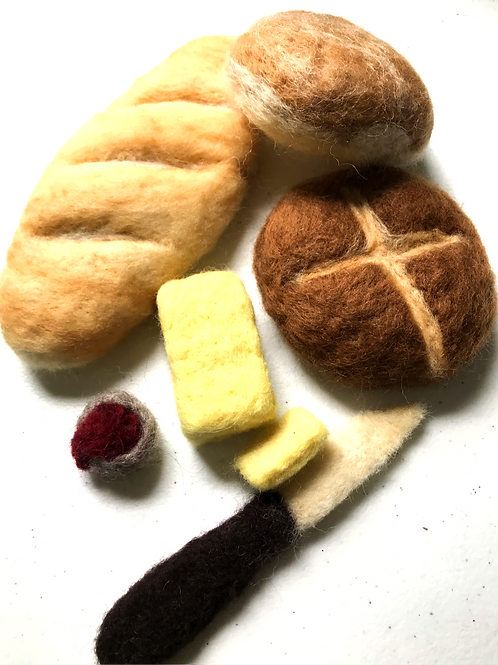 """Play Set """"Bread and Butter"""""""